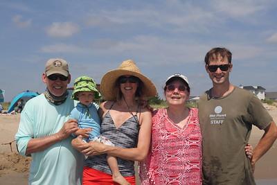 Ed, Elliot, Catherine, Sonya, Drew