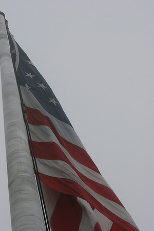 Chimney Rock flag