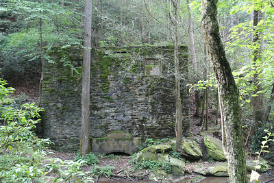 probably an old grist mill