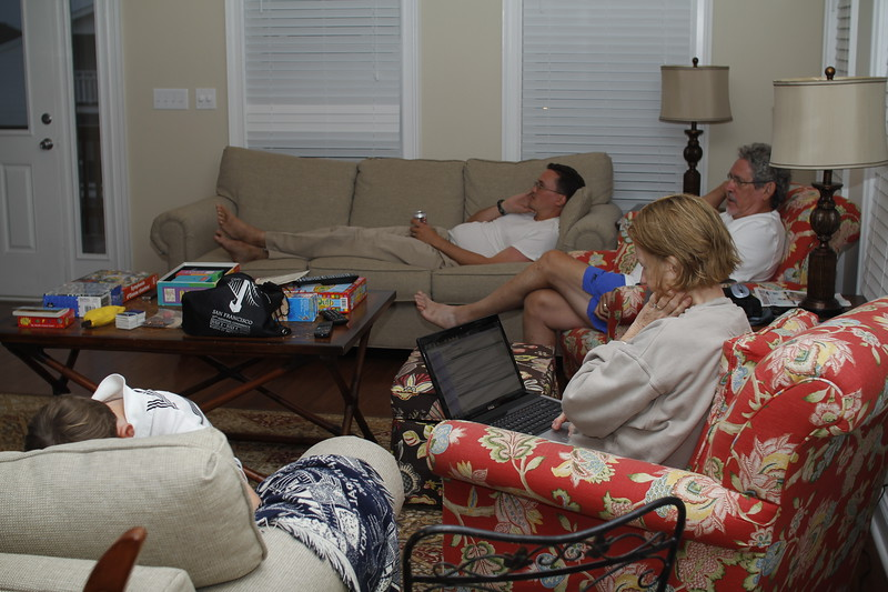 watching the Opympics, watching the Olympics and more watching the Olympics.....