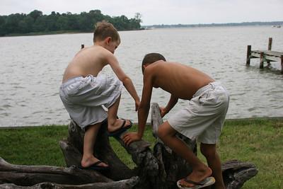 Aaron & Edward