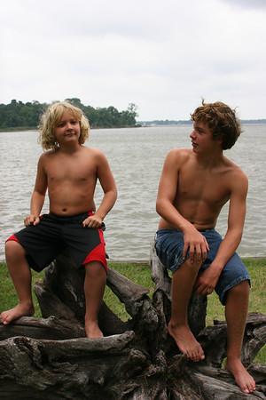 Wyatt & Caleb
