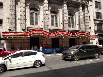 Lyceum Theater in NYC