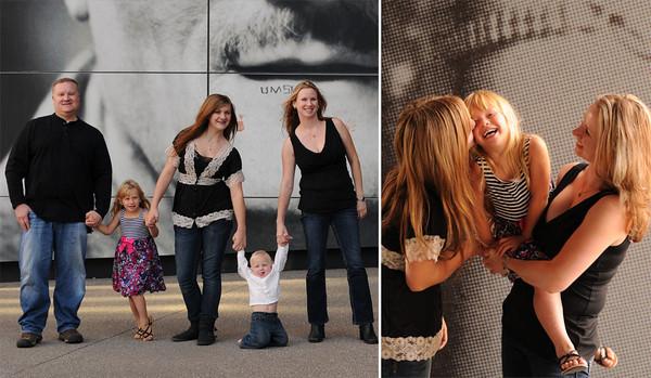 harris family | october 2011