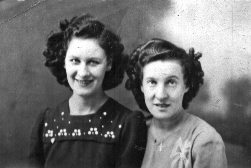 Mam and Aunt Dorothy