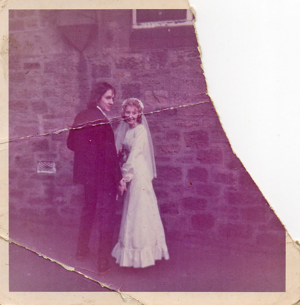 Brian and Doreen Wedding Day