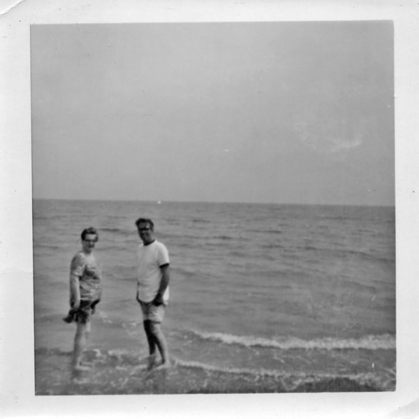 Mam and Dad (Filey)