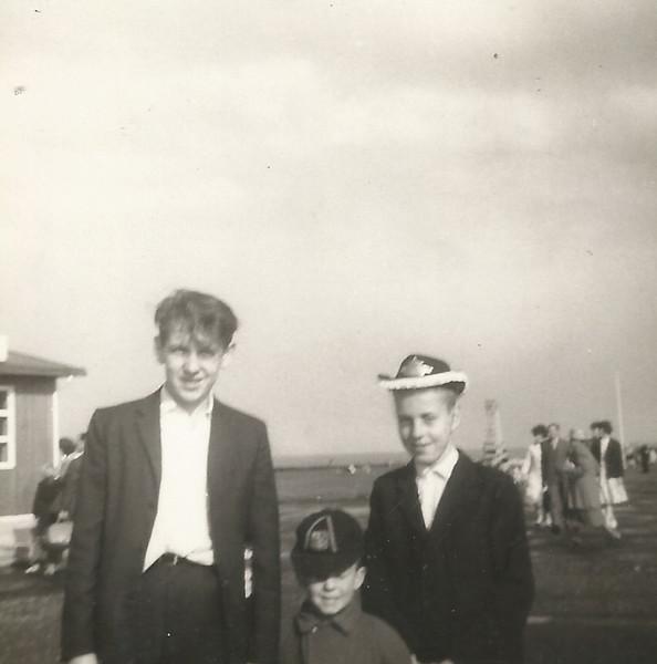 Brian, Alan & Melvyn
