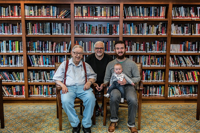 4 generations of Steinbergs