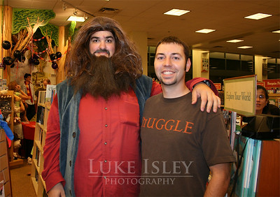 Harry Potter Book 7 Release Party