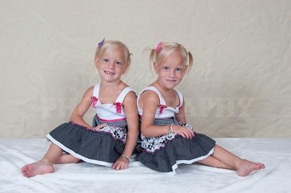 2011 Hartman Twins