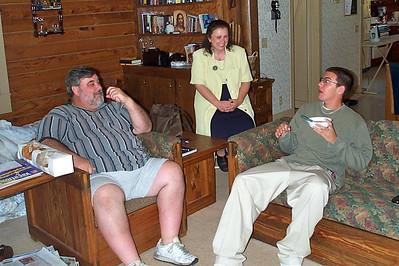 Wedding September 10, 2000