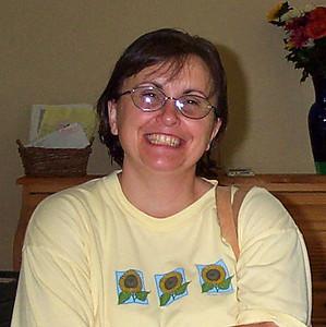 Cheryl - August 2001
