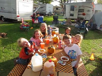 Harvestfest Camping