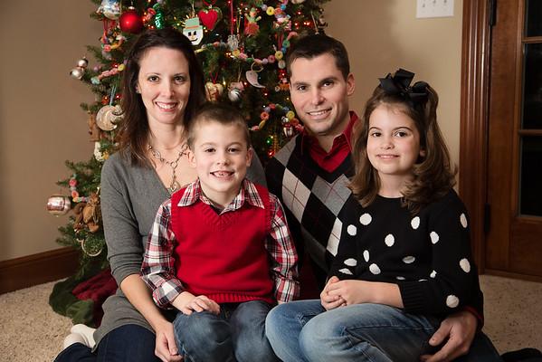 Harvey Family 2014