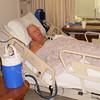 November 28--Soon after surgery