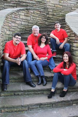 Hastings Family 120615