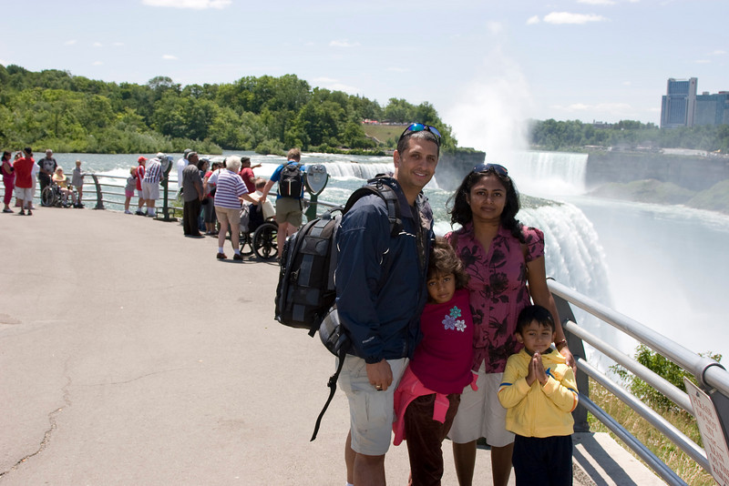 American Falls at Niagra Falls
