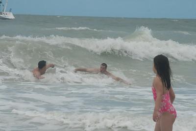 John, Jason and Sloane