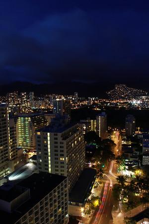 Exploring Oahu
