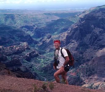 Kauai - Wamea Canyon