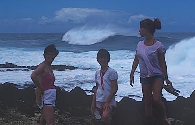 Big Island - beach