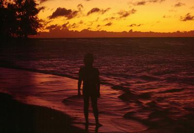 Kauai - beach