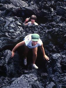 Big Island - more lava caves