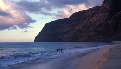 Kauai - Mahaulepu Beach