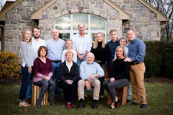 Hawbaker Family