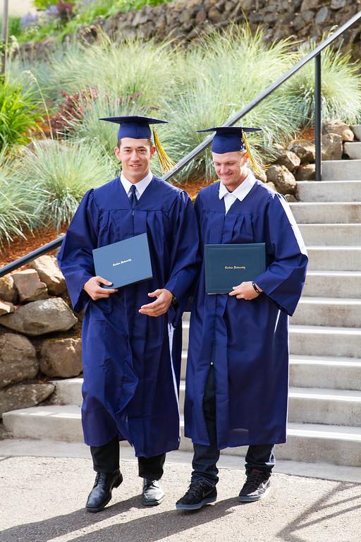 Hayden graduating 2016