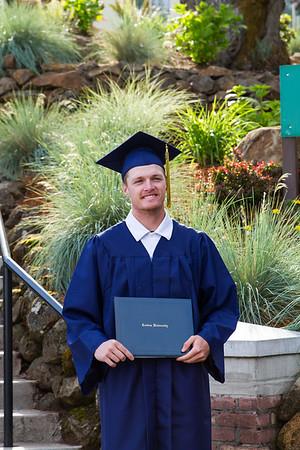 Hayden's Graduation 2016