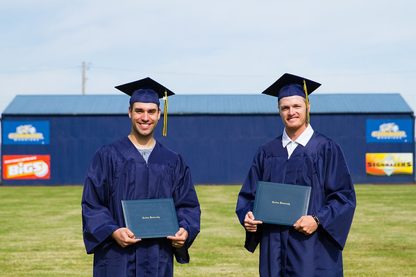 Hayden and Landon Frost