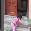 Our neighbors little girl