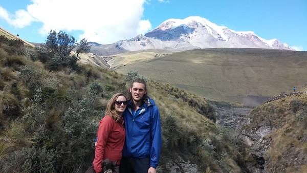 Hayley's Adventures in Ecuador