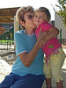 Marian, Hazel, Heritage Park. A special big kiss. 015