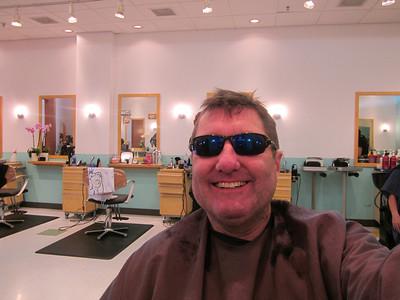 Head Shave Part Deux June 2011