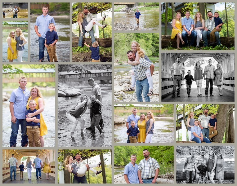 Graves Family collage3