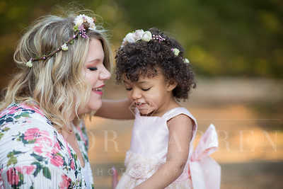 Heather and Alayah -9