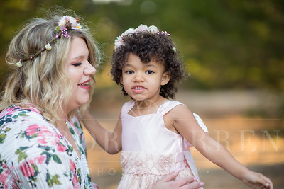Heather and Alayah -11