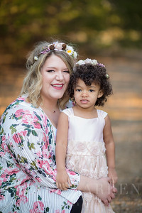Heather and Alayah -5
