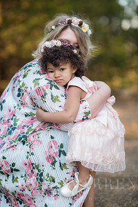 Heather and Alayah -8