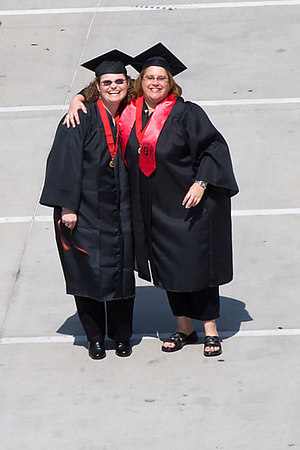Heather's Graduation from San Diego State University