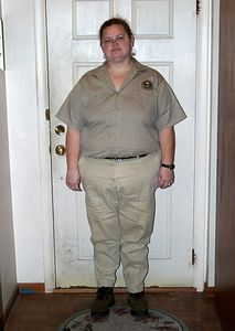 Dec 20, 2003.  Eight weeks after surgery. 279 pounds