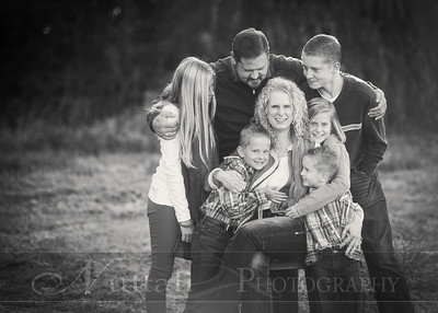 Heideman Family 08bw
