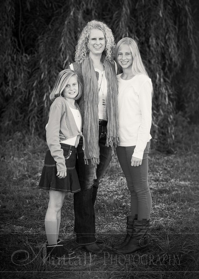 Heideman Family 50bw
