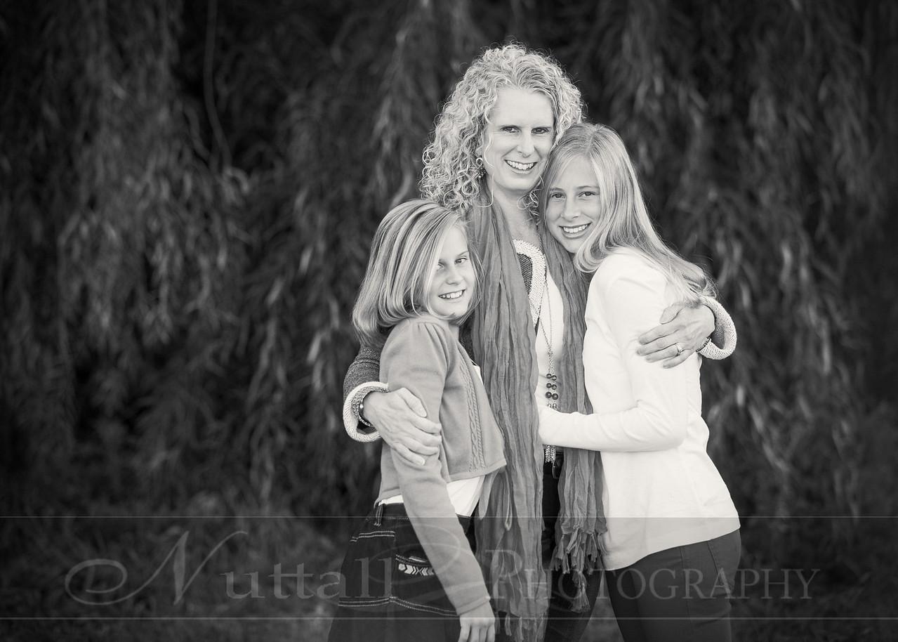 Heideman Family 52bw