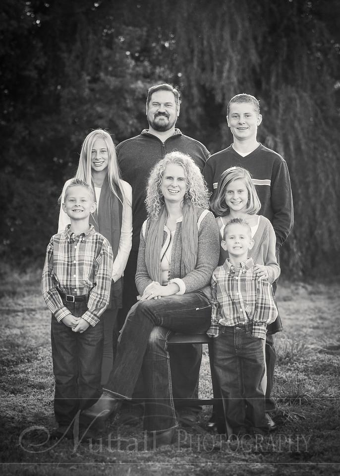 Heideman Family 04bw