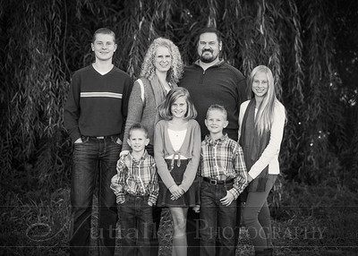 Heideman Family 09bw