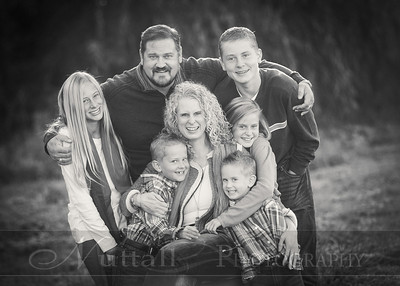 Heideman Family 07bw